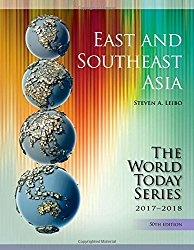 EAST AND SOUTEHAST ASIA