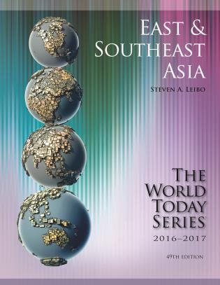 EAST AND SOUTHEAST ASIA 2016