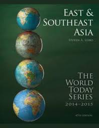 East & Southeast Asia 2014